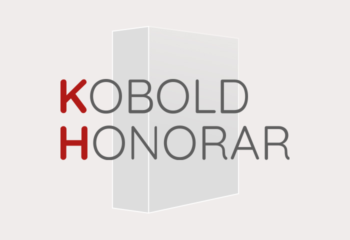 Kobold Honorar